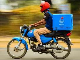 Dominos Delivery boy