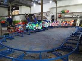 mini roller coaster kereta rel bawah lantai odong rel naik turun 11