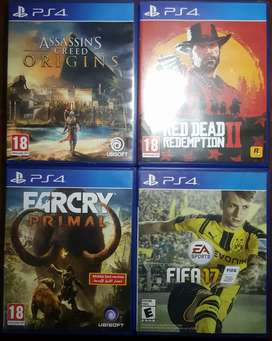 (DISCOUNTED!) PS4 AND PS5 GAMES