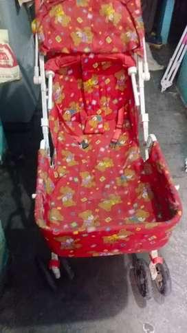 Baby stroller new