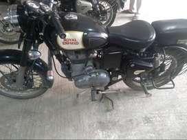 Royal Enfield Classic 350CC at Patna