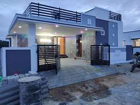 DTCP luxurious villa for sale starting 11.5 lac