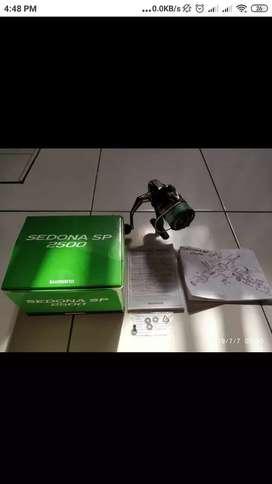Dijual Komplit Reel Shimano Sedona 2500 SP
