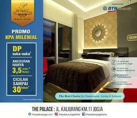 The Palace Apartemen Kawasan Wisata dekat Kampus dan Kuliner