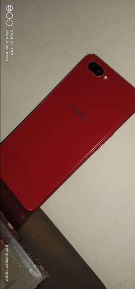 Oppo A3s phone modal