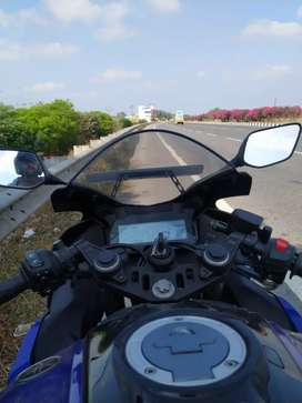 R15 v3 with excellent condition, TN registration with NOC