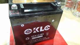 Car our baki battery 12v 14ah