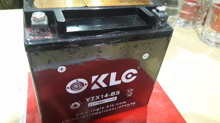 Car our baki battery 12v 14ah 0
