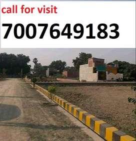 पहले कब्ज़ा बाद रजिस्ट्री कमर्शियल प्लाट ले सुल्तानपुर रोड पर