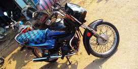Passion plus well maintained bike
