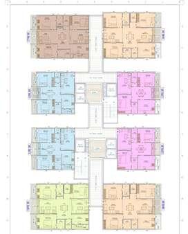 2BHK gated community new apartment flat at Wipro BEHIND Gopanpally