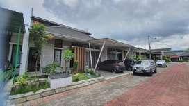 Rumah furnish dlm komplek Bangunjiwo