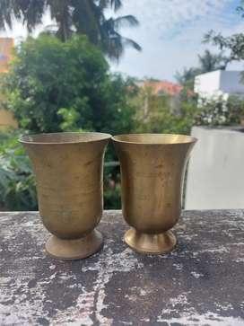 Old cup set