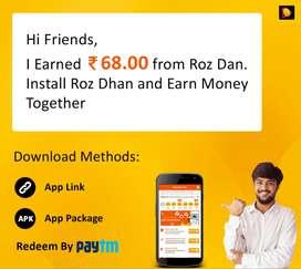 Free Online Earning App
