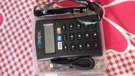 Credit card swipe machine mswipe