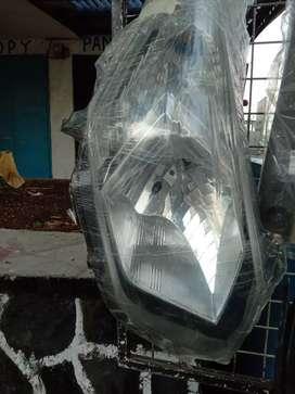Headlamp calya/sigra (R)