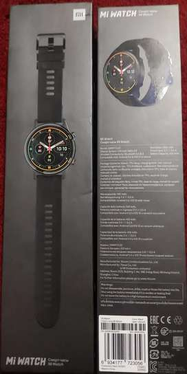 Mi watch color sports edition GPS  110+ faces 117 sports modes