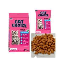 Makanan anak kucing Cat Choize Tuna 1 kg bisa Cod BPN