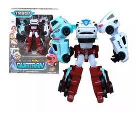Tobot Mini Quatran Deformation