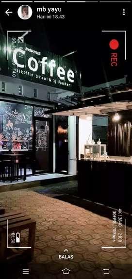 pengalaman barista kopi,cafe,op mesin bubut.