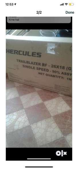 HERCULES Trailblazer RF 26 T Mountain Cycle