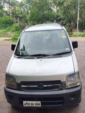 Maruti Suzuki Wagon R LXi BS-III, 2004, Petrol