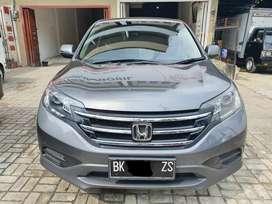 Honda CRV 2.0 matic abu abu