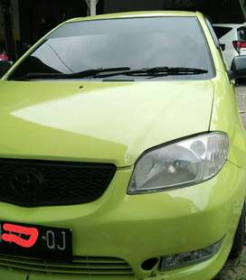 vios 2004 murah sudah upgrade pw, central lock, no hp gmbar trakhir