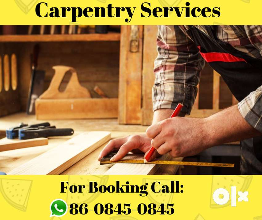 The Best Carpentry Services in Chennai 0