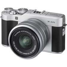 Kamera FUJIFILM X-A5 + 15-45MM Cash/KRedit Dp900Rb KTP++