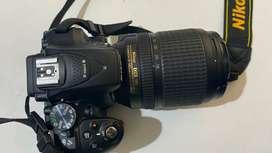 Nikon D5300 DSLR With 18-140mm lense