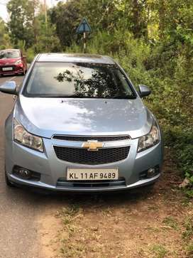 Well maintained Chevrolet cruze 2.0 LTZ for sale.