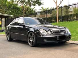 Mercedes benz e240 w211 2004 automatic mercy Amg look