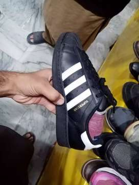 Adidas superstar. Casual shoes. Celeberity shoes.
