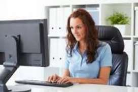 Urgently need office assistant for loan office