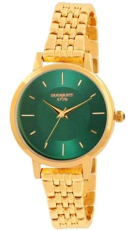New green gold watch from Sudbury 1776