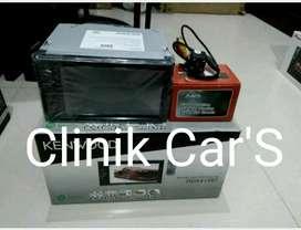 Audio mobil kamera DHD + Headunit kenwood ^_^