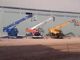 Heavy Cranes for Rent in Karachi Pakistan Daily & Monthly Basis