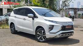 Mitsubishi Xpander 1.5 Ultimate AT 2019 White On Beige Full Original
