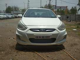Hyundai Verna Fluidic 1.6 VTVT SX AT, 2013, Diesel
