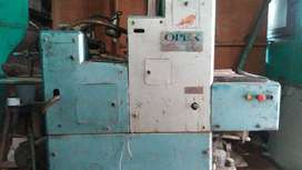 OFFSET MACHINE OPEX 11*16 ""