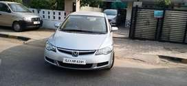 Honda Civic 1.8V Manual, 2008, Petrol