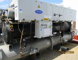 Carrier 315 TR Water Cooled Screw Chiller 30HXC310