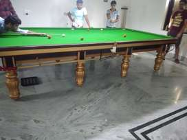 Snooker table Wiraka reconditioned with all accessories new