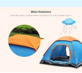 Camping Tent & Sleeping Bag tent rests This protects the bottom of the