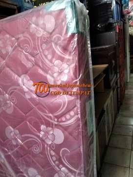 matras guhdo springbed warna maroon type nw prima 160*200 cm garnsi