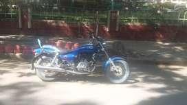 Bike in mint condition Super look sports bike