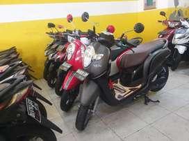 Honda Scoopy 2018 di Rafael motor Teluk Dalam