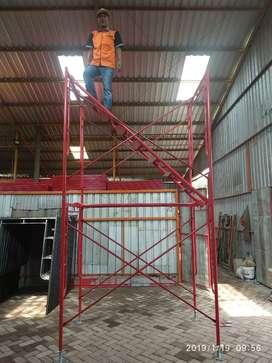 Tangga Stair scafolding Baru SNI