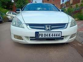 Honda Accord 2.4 Inspire AT, 2006, CNG & Hybrids